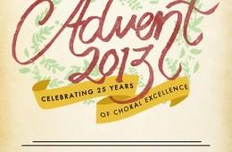 Advent with the ACJC Alumni Choir 2013