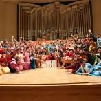 Choir Tour 2012