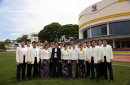 Alumni Choir 2012