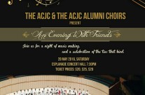 An Evening With Friends 2016
